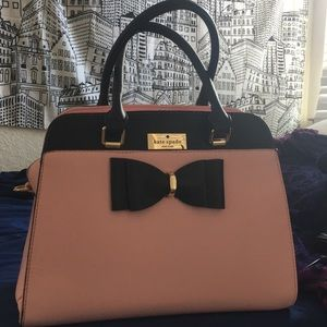 Kate Spade♠️ New York - Shoulder Tote w bow & logo